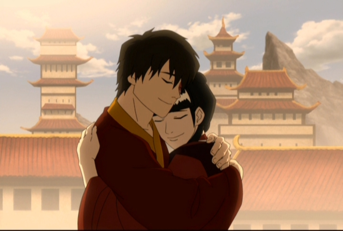 Avatar, Relationships Done Right pt. 2: Mai & Zuko