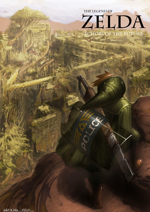 The Legend of Zelda: Echoes of the Future