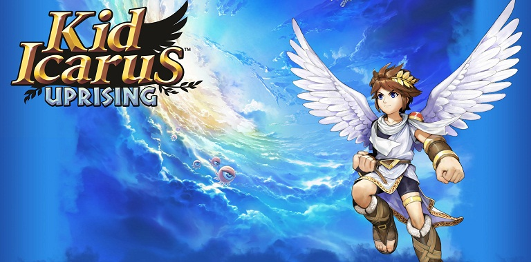 Nintendo 3DS Kid Icarus Uprising Review