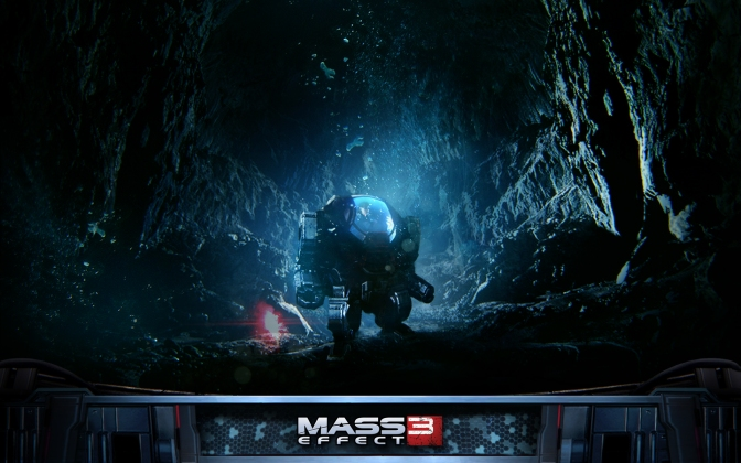 ME3: Leviathan Review