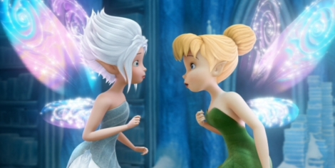 Jingles! A Tinker Bell Movie Review   At the Buzzer