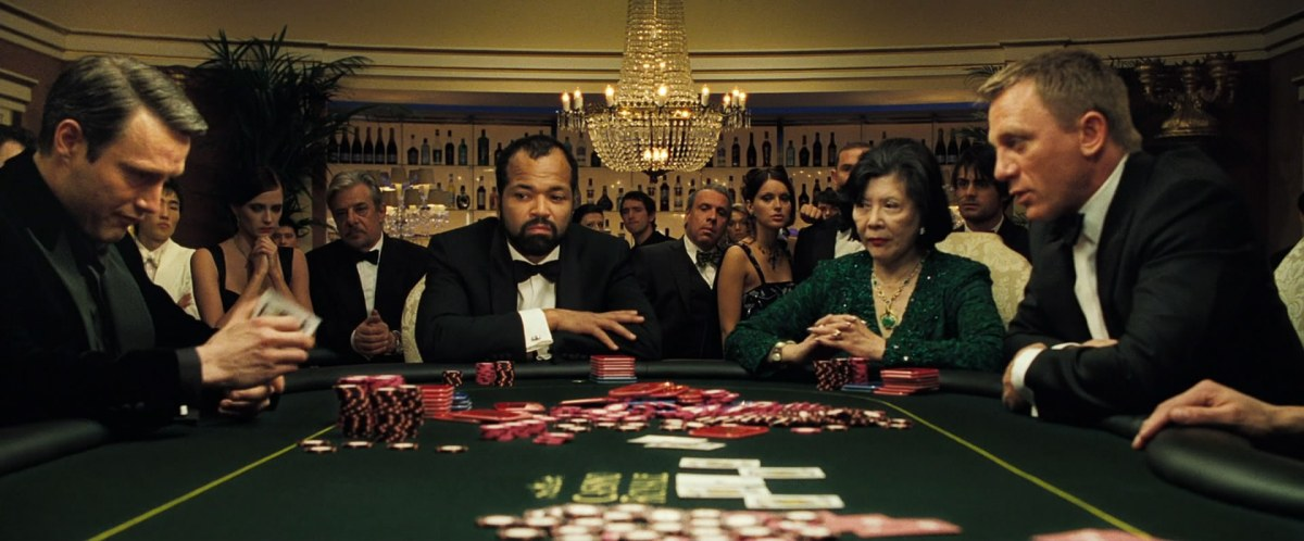 Why Casino Royale is Better Than Skyfall