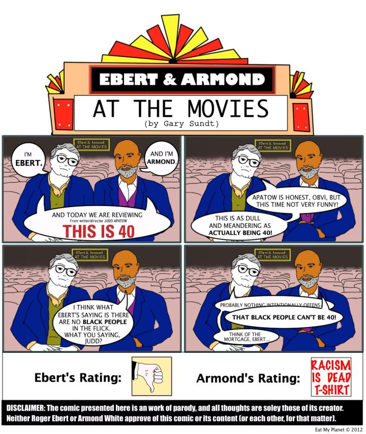 Ebert & Armond review Judd Apatow's THIS IS 40!