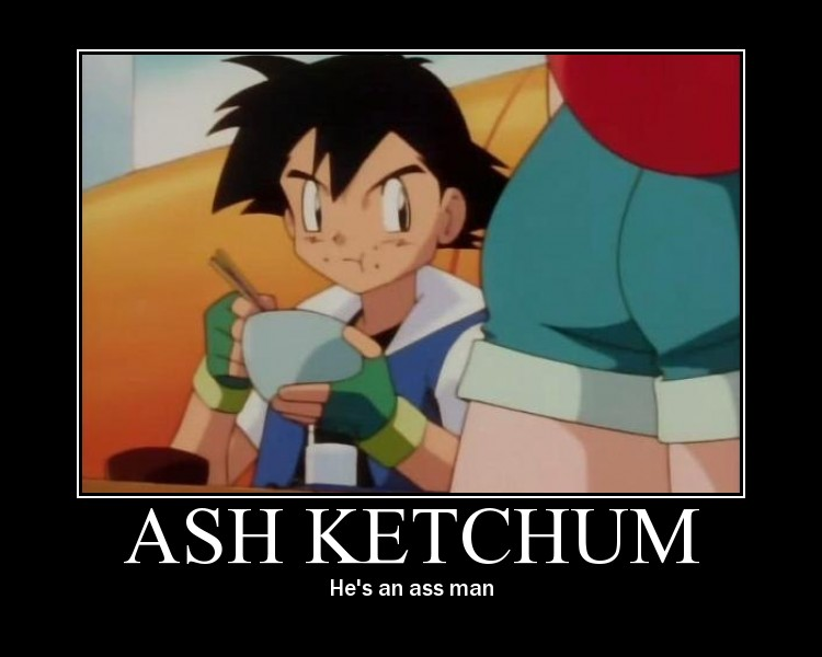 Ash Ketchum Is The Worst Pokemon Trainer Ever At The Buzzer