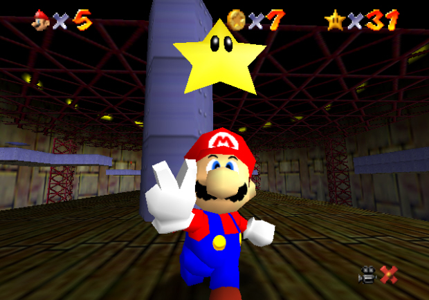 ATB's Best Games Ever: (10) Super Mario 64 – Objection Network