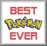 Best Pokemon Ever
