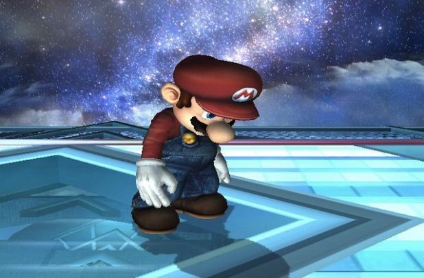 Don't be sad, Mario -- at least you were in the top 10!