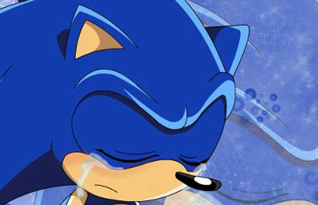 Don't be sad, Sonic -- at least you were...mentioned?