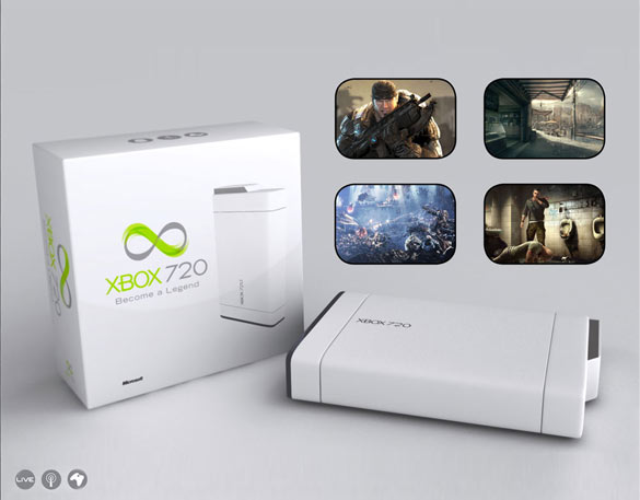 Microsoft To Announce New Xbox 720 In April