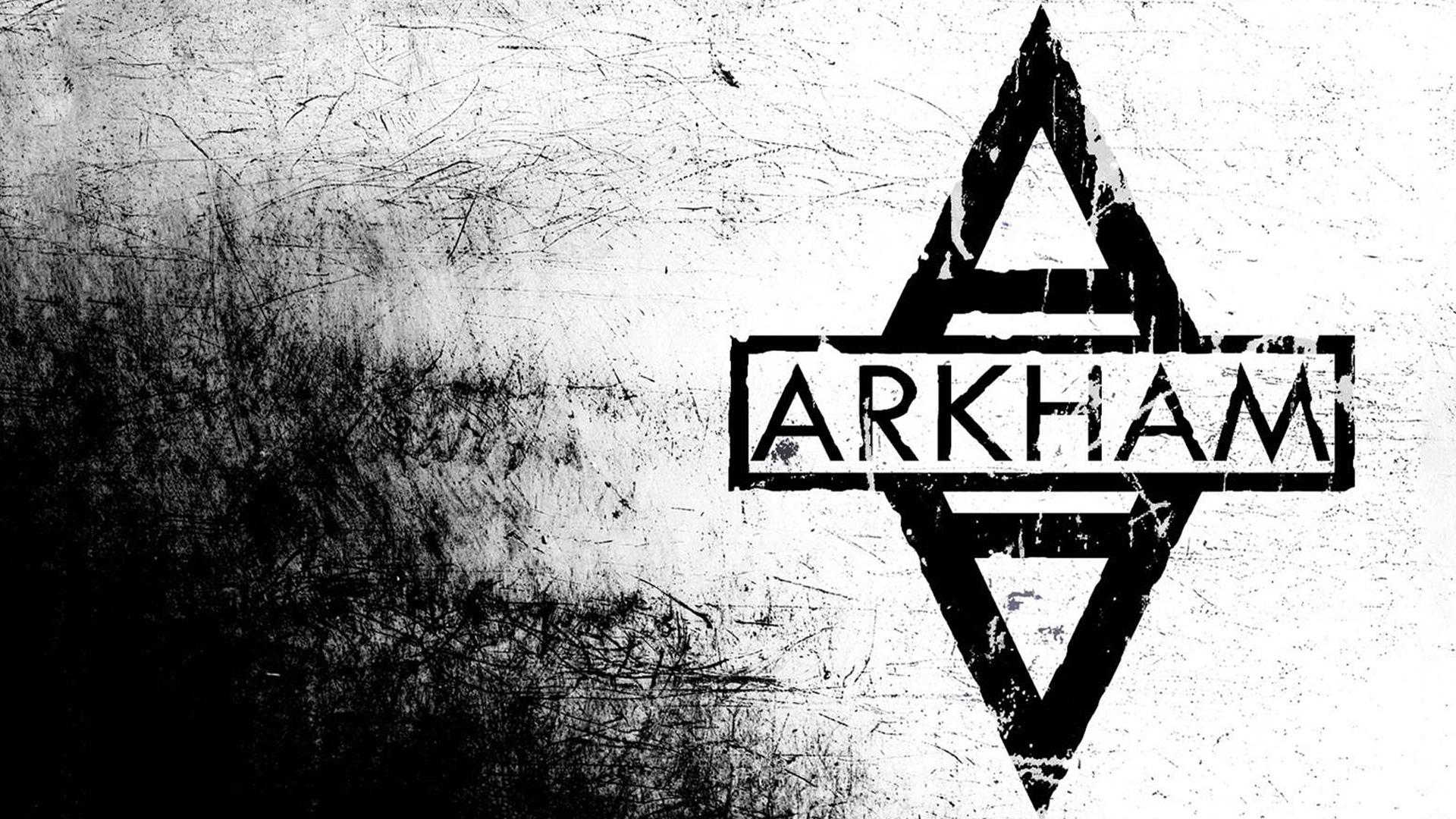 arkham symbol wallpaper - photo #1