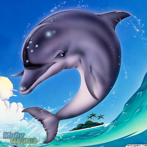 This dolphin is horrific.