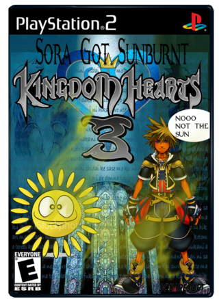 Because at this point I'd accept even this to play KH 3.
