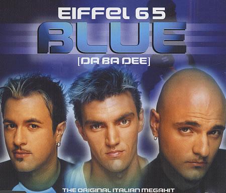 9e15cf9d73 Usted de seguro conoce a la banda Eiffel 65 por sus grandes éxitos como