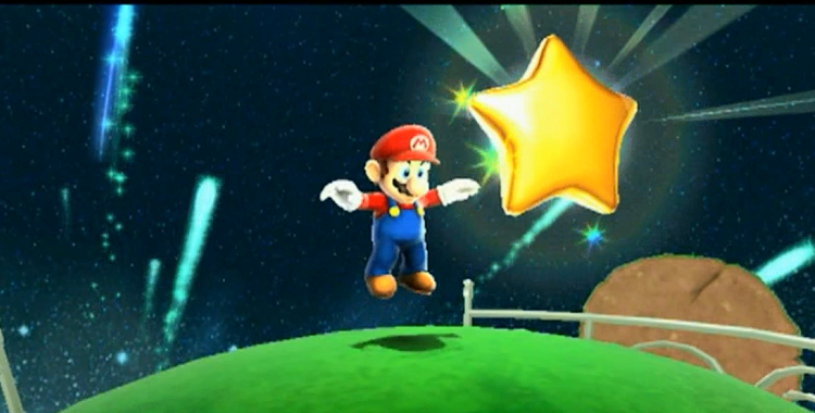 Mario Galaxy 2 Stars List (page 3) - Pics about space