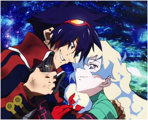Nia and Simon – The Best Part of Gurren Lagann – Objection ...