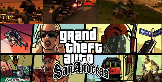 Checkpoint: GTA San Andreas