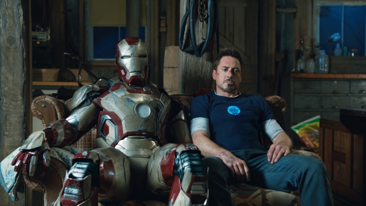 This film answers the question: Which one of these is Iron Man?
