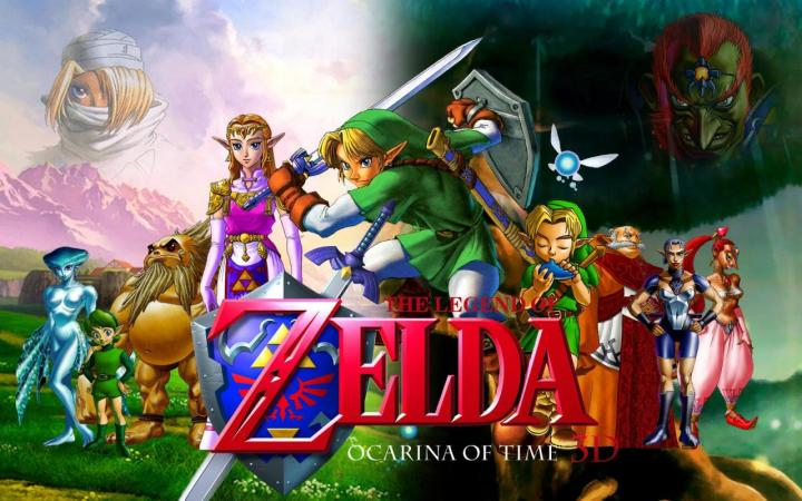 Legend of Zelda: Ocarina of Time