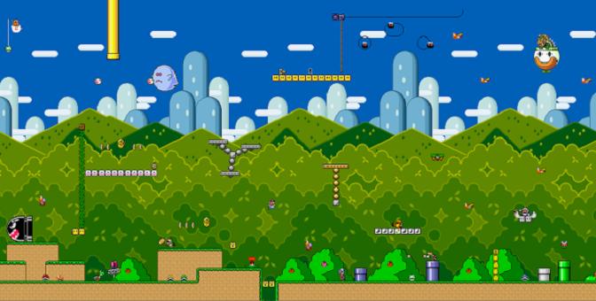 Checkpoint: Super Mario World