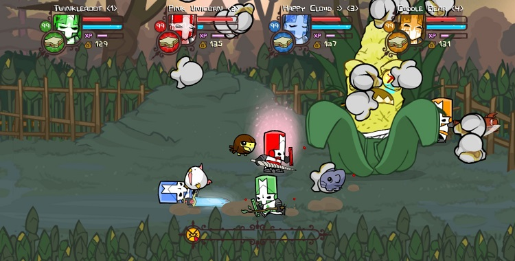 Checkpoint: Castle Crashers – Objection Network