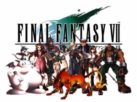 Final Fantasy VII had some good characters...and Cloud, Cait Sith, Vincent...