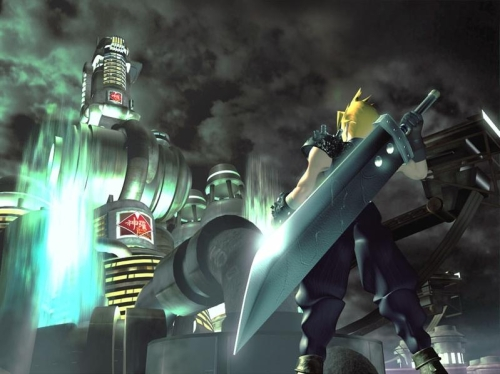 Even a mega-company like Shinra can't manufacture character development, Cloud.