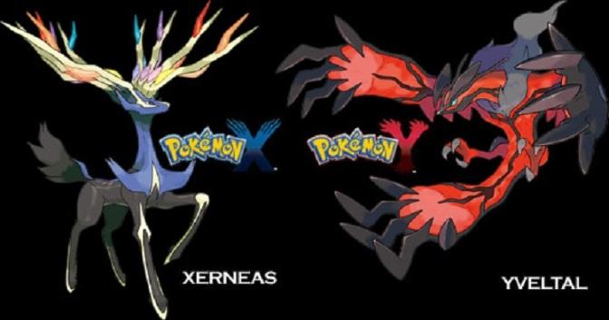 Pokemon X/Y: Mega Evolutions