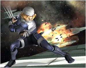 Wherever Sheik goes, explosions follow… …As does destruction.
