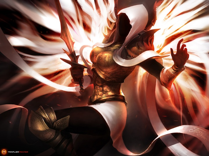 Auriel, Archangel of Hope