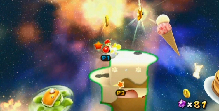 Game On: Mario Galaxy 2 (Part 25)   At the Buzzer