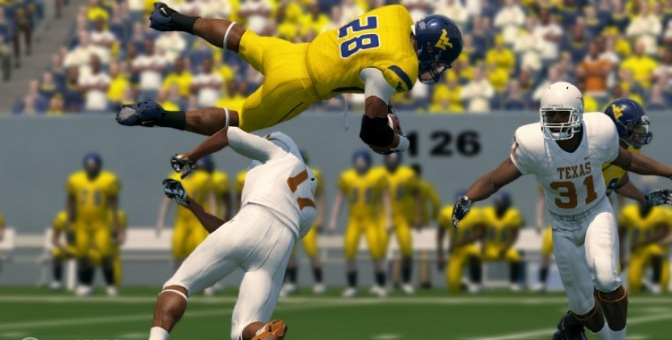 Review from a Sports Gamer:  NCAA Football 2014