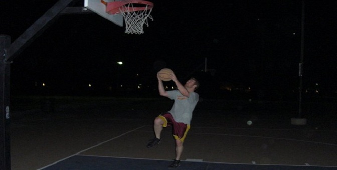 Stereotypes in Pickup Basketball