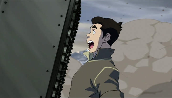 When Bolin had a close call...