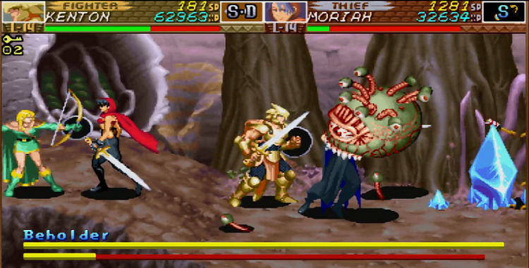 Game On D Amp D Shadow Over Mystara 2 5 Objection Network