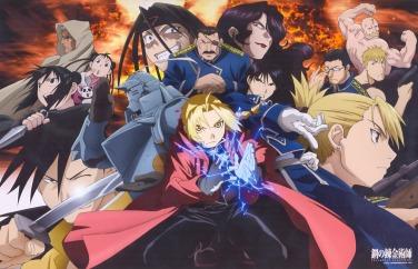 Fullmetal Alchemist cast 1