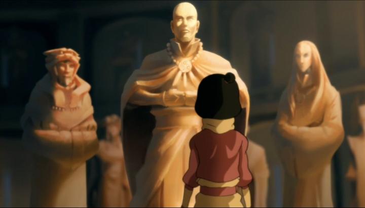 Good old Grandpa Aang...