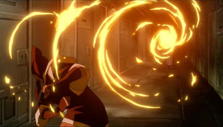 But Korra! Fire KILLS people!