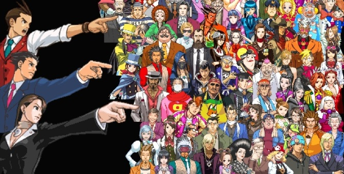 Top Five Best Phoenix Wright: Ace Attorney Cases