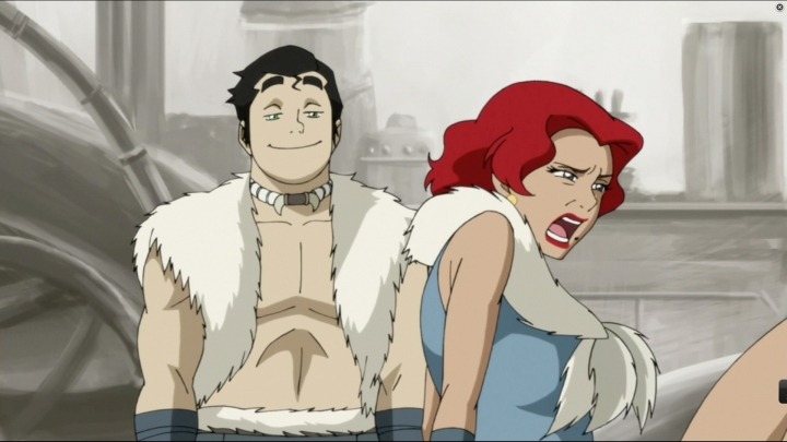 Oh Bolin... you need to get a clue, and quick. Like your brother Mako!