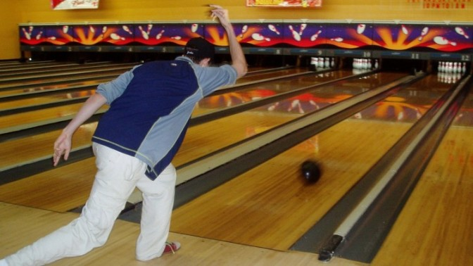 The ATB guys have golf, I have Bowling