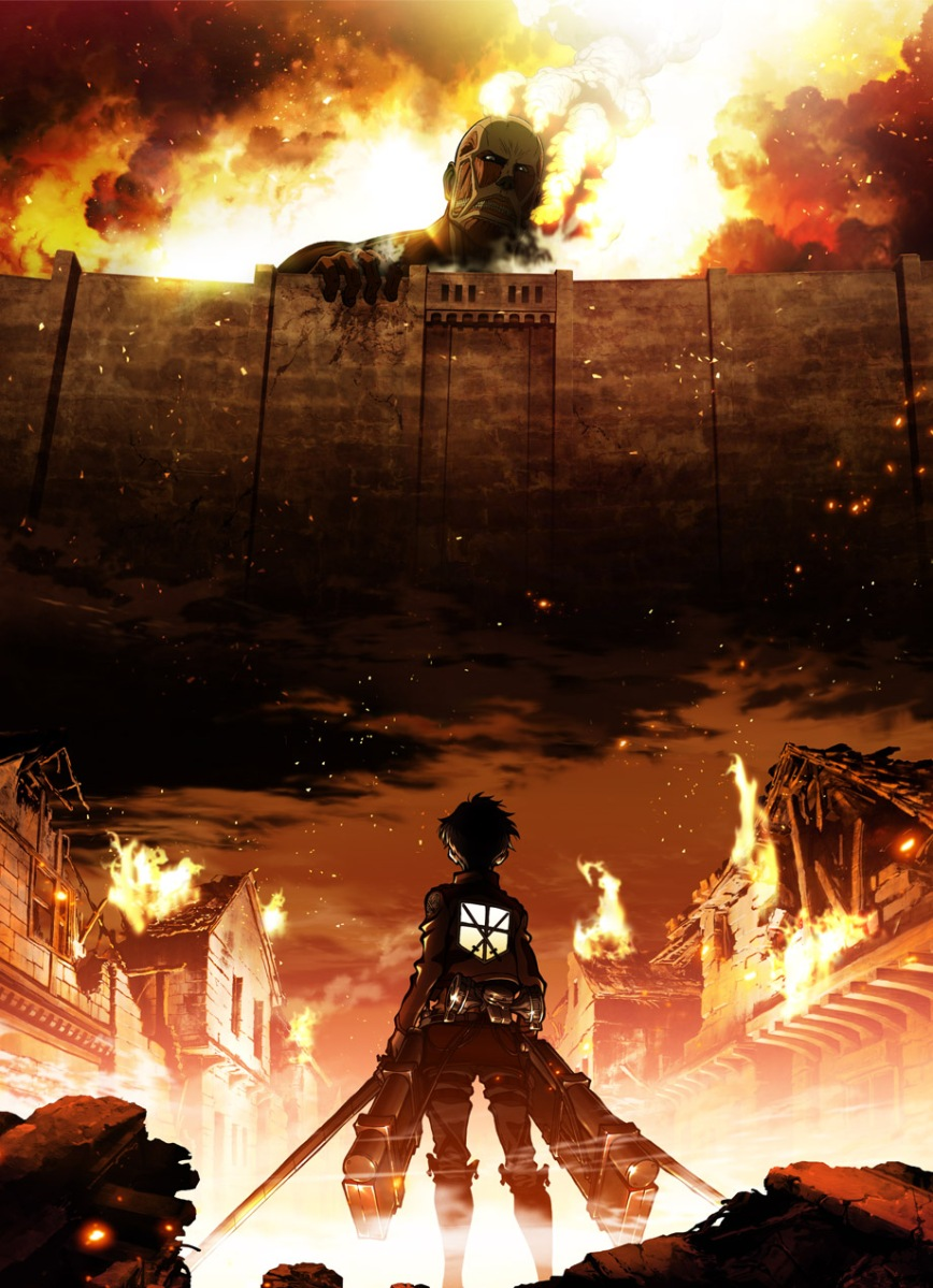 My Top 3 Favorite Chapters of Attack on Titan – Objection Network