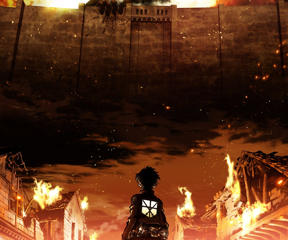 My Top 3 Favorite Chapters Of Attack On Titan
