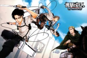 Levi with Co. and Erwin