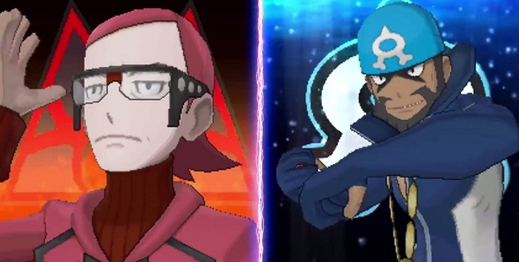 Music To My Ears Vs Team Aqua Magma Leader Objection