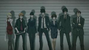 Psycho Pass cast