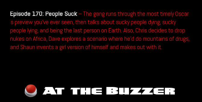At the Buzzer (02/26/15)