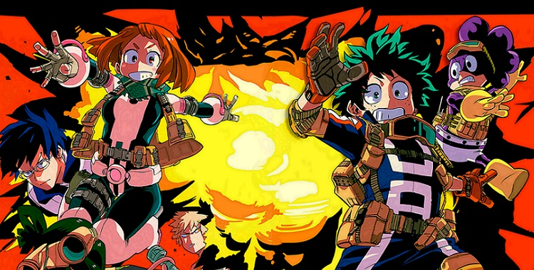 My Hero Academia cover pic take 3