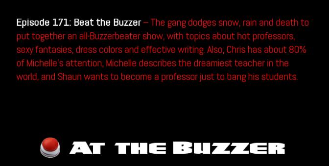 At the Buzzer (03/05/15)