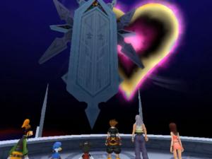 Kingdom Hearts DTD and Moon