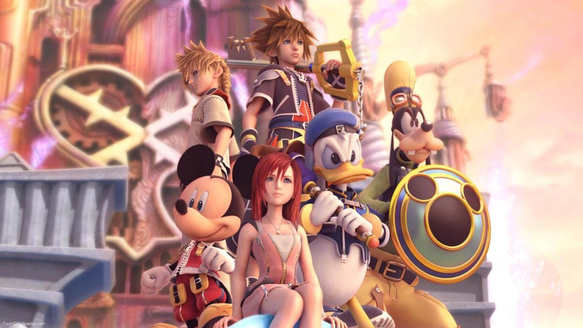 An Explanation of the Overarching Narrative in Kingdom Hearts